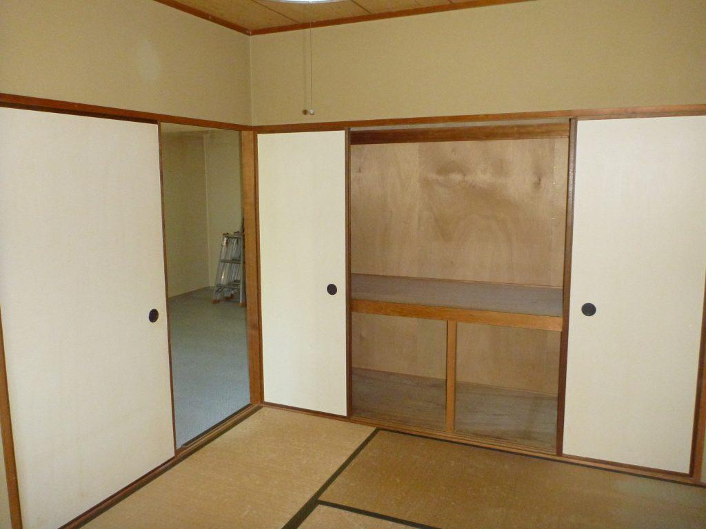 04 施工前 和室~LD