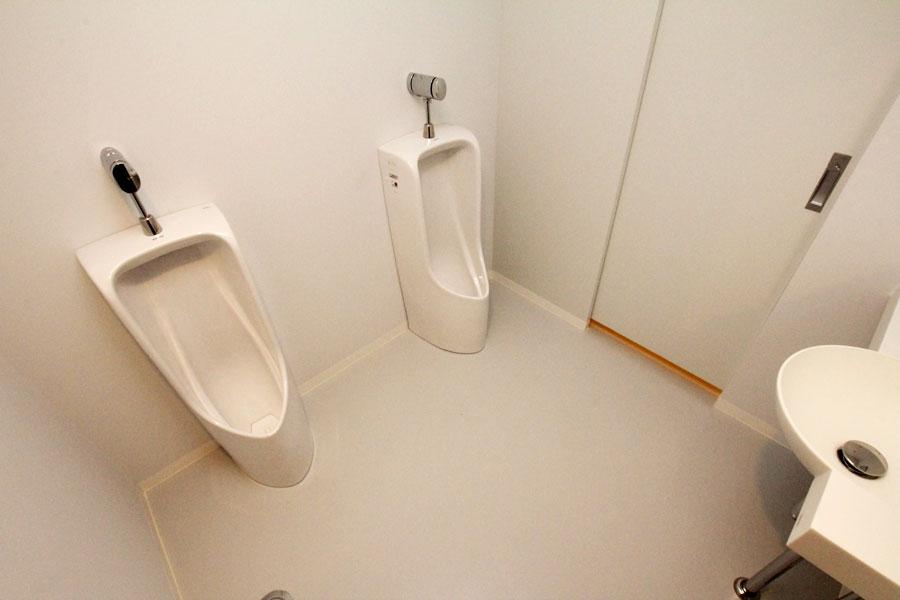 北区 西都教会 トイレ