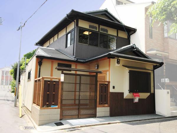 京町家 大正12年に生まれた家