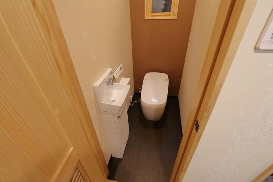 おもてなしの家 トイレ