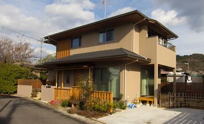 建都住宅販売が施工した平成の京町家モデルハウス